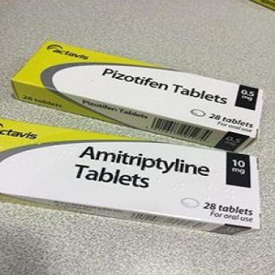 Amitriptyline 10 mg obat anti depresan sakit kepala nyeri saraf