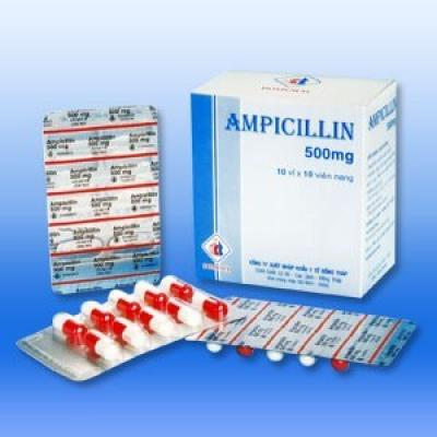 Ampicilin 500 mg obat untuk injeksi
