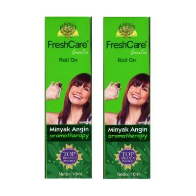 Fresh Care Green Tea 10 ml, jual Fresh Care Green Tea di apotek, jual Fresh Care Green Tea di jogja