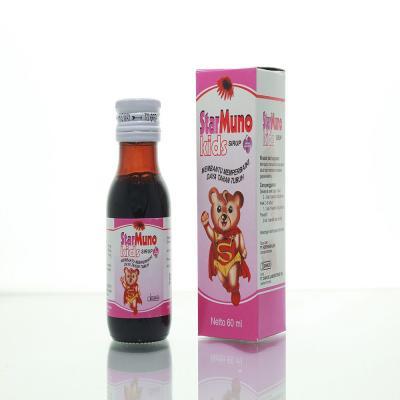 Starmuno Membantu memperbaiki daya tahan tubuh